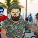 zombie bike ride 2014 key west fl 0811