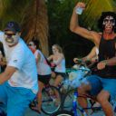zombie bike ride 2014 key west fl 1315
